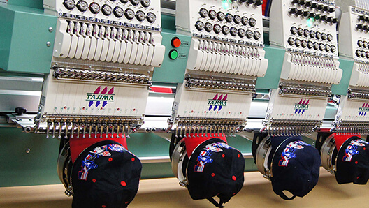 Custom Headwear manufacturer