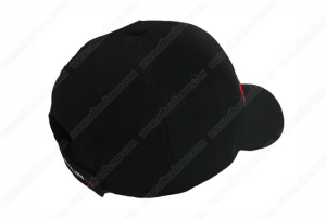 High quality baseball caps with embroidery logo and embossed visor