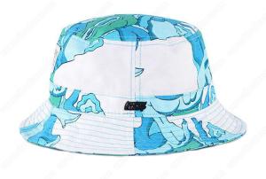 printed bucket hats for women