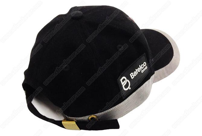 adjustable baseball caps with embroidery logo