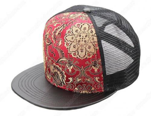 Printing trucker hats