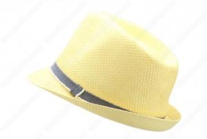 Men's summer straw hats