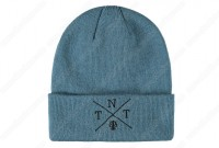 Beanie hats with embroidery logo